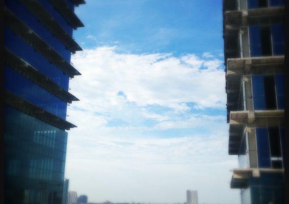 23/365: Blue Sky