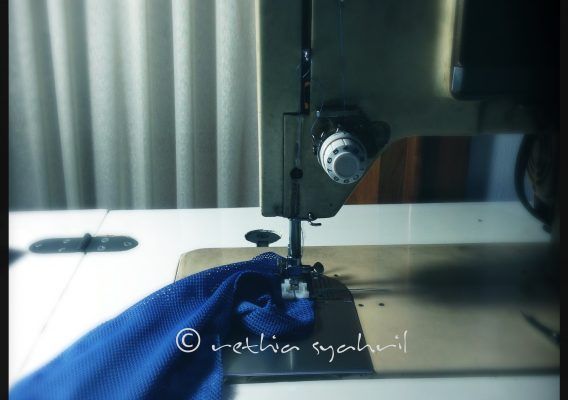 24/365: Go Back to Sewing Machine
