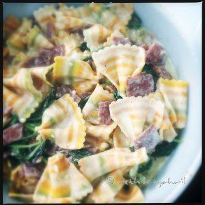 50/365: Rainbow Pasta